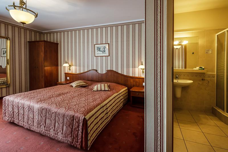superior pokoje hotel henlex biały dom