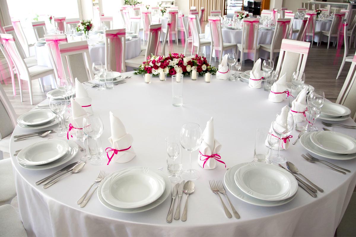 Henlex Biały Dom uroczystości wesela